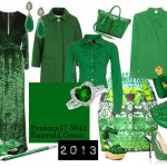 Emerald Green ~ The Colour of 2013