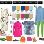 Add Colour to their Wardrobe ~ Greenery
