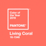 Pantone Colour of 2019 Living Coral
