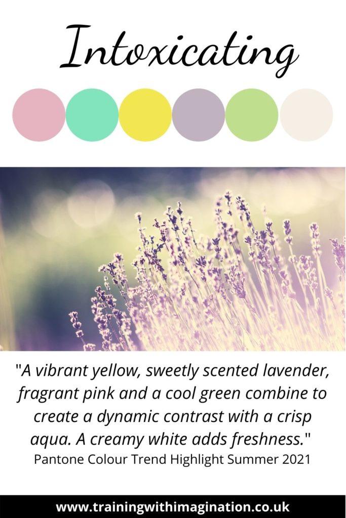 spring/summer 2021 colour