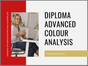 cover of diploma prospectus colour analysis