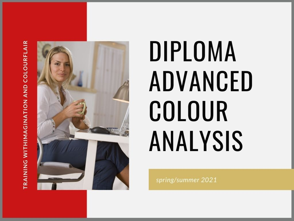 cover of diploma prospectus colour analysis